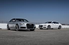 for audi a6 2016 audi a6 a7 3 0t test