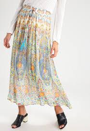 rene dhery rené derhy shop derhy nevers maxi skirt ecru women clothing