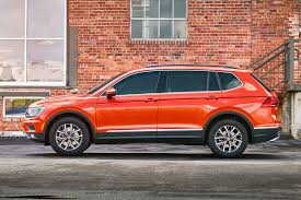 volkswagen tiguan white 2018 2018 volkswagen tiguan review 7 things to know the drive
