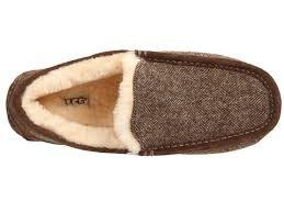 ugg s ascot slippers sale ugg ascot tweed at 6pm