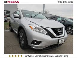 nissan murano interior accent lighting new 2017 nissan murano sl sport utility in vandalia n17t074