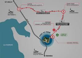 Rennes France Map by Infos U2013 La Route Du Rock
