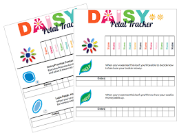 i am scouts a daisy petal u0026 leaf tracker and an updated