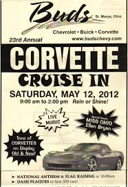 buds corvette buds corvette in ohio may the 12th get ready for corvette