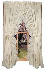 54 Inch Curtains And Drapes Vickie U0027s Ruffled Curtains Curtains And Drapes Pinterest