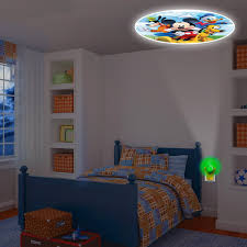 Baby Ceiling Light Projector by Amazon Com Disney Mickey Mouse Clubhouse Projectables Led Plug In