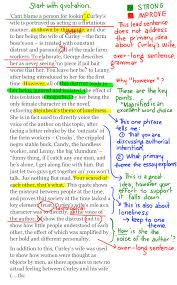 character analysis essay sample mice and men character analysis essay of mice and men character analysis essay