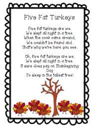 the busy classroom five turkeys