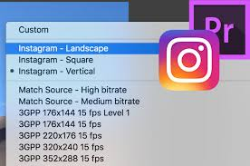 export adobe premiere best quality download these free instagram export presets for premiere pro