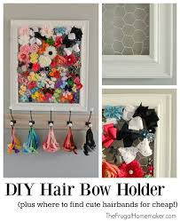 hair bow holder diy hair bow holder plus where to find hairbands for cheap