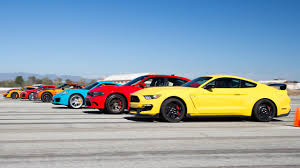 Modern Muscle Cars - greatest modern muscle car drag race ever will even make your old