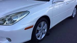 used lexus es330 sale 2006 lexus es 330 youtube