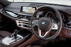 luxury cars inside bmw 7 series saloon review 2015 parkers