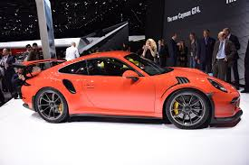 porsche 911 2016 500hp 2016 porsche 911 gt3 rs arrives in u s this july