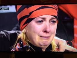 Crying Woman Meme - total pro sports crying bengals lady gets turned into a meme