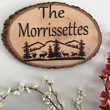 cabin personalized sign outdoors wood burnt sign deer and moose cabin personalized sign outdoors wood burnt sign deer and moose sign personalized cardinal