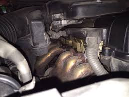 lexus is300 oil identifying exhaust leak at manifold lexus is forum