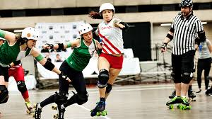 Roller Derby Meme - team usa skates off unscathed at roller derby world cup