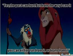 Rafiki Meme - rafiki my favorite quote of all time by iamearthsreckoning