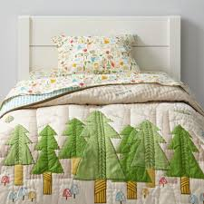 Outdoor Themed Bedding Toddler Bedding Sets The Land Of Nod