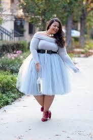 magical holiday look curvy fashion
