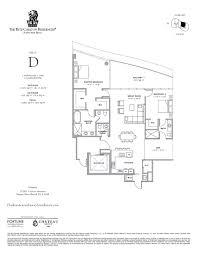 Ritz Carlton Floor Plans by The Ritz Carlton Residences Bugera Com