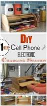 cell phone charging station plans charging station organizer