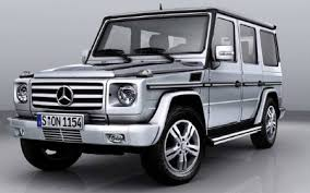 mercedes that looks like a jeep mercedes refreshes g class again