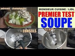 cuisine plus recettes monsieur cuisine lidl silvercrest test utilisation conseils