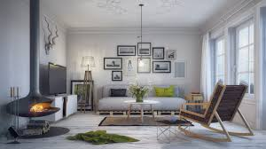 Scandinavian Interior Design The Bright Situation Of The
