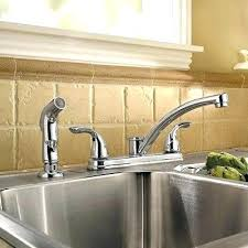 removing kitchen sink faucet kitchen sink faucets menards repair remove faucet moen