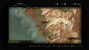 The Witcher 3 World Map by List Of Respawning Bandits Locations Cd Projekt Red Forums