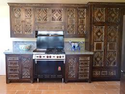 custom cabinets san antonio rancho san antonio kitchen santa barbara carving pattern from