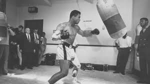 muhammad ali float like a butterfly sting like a bee