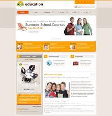 joomla education templates education joomla themes