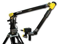 nikon metrology features mca ii portable scanning cmm arm at the