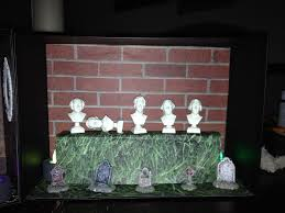 diy disneyland haunted mansion
