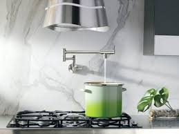 kitchen pot filler faucets kitchen pot filler faucets