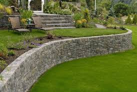 Impressive On Backyard Retaining Wall Ideas  Retaining Wall - Retaining walls designs