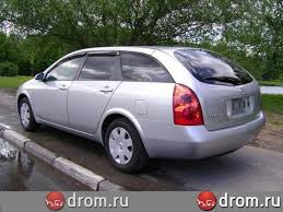 2005 nissan primera wagon pictures