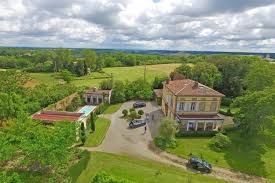 280m 18th century french manor house for sale in puysségur haute