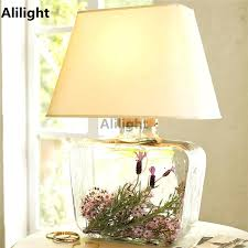 clear glass table lamps for bedroom u2013 eventy co