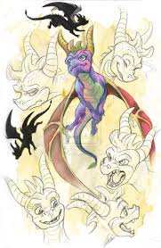 93 best the legend of spyro images on pinterest spyro the dragon