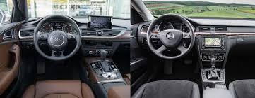 audi s6 vs skoda superb estate vs audi a6 avant family estate cars compared