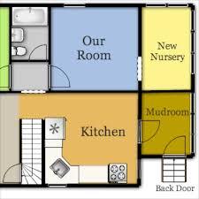 Nursery Floor Plans The Nursery Plan For Baby 2 Babytalk Bungalow