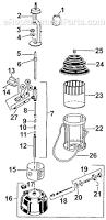 coleman stove manual coleman 286 700 parts list and diagram ereplacementparts com