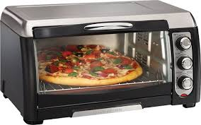 Toaster Oven With Toaster Hamilton Beach Convection Toaster Pizza Oven Black 31331 Best Buy