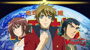 cardfight vanguard episode 19 cardfight vanguard g official animation youtube