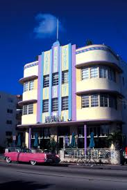 art deco miami beach hotels bedroom and living room image