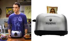 Big Bang Theory Toaster Esos Objetos De The Big Bang Theory U2026 Cosas Que Pasan